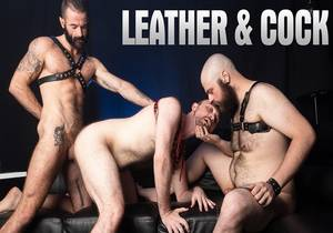 Leather and Cock – A Compilation