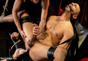 Zario Travezz: Bound, Shocked, Fucked & Edged