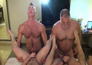 Riley Mitchel, Silver Steele, Otto Samson and Rick Kelson (part 2)