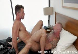Sully and Lance Charger – Their Pa ssionate Encounter