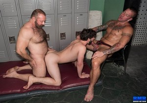 Hugh Hunter, Brad Kalvo & Jackson Fillmore