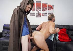 The Force Is Strong With This One – Armando de Armas, Dakota Lovell