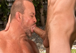 Like Father, Like Son – Lukes Dad Teaches Caleb How To Fuck A Man