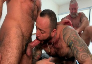 PART 1 – Fit, Furry and FUCKED Raw