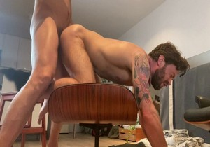 Chair Fuck With James Fox