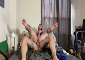 Getting Fucked Raw By Daddy Liam Griffin part 2